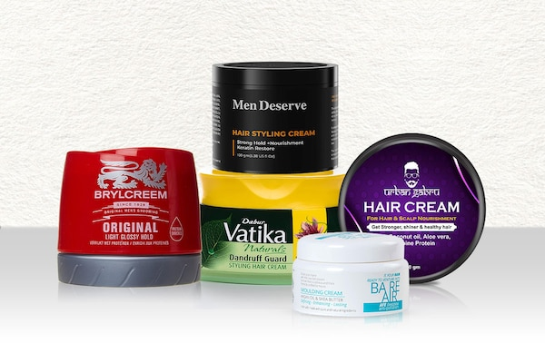 Best Hair Creams For Men: Groom and Style Like A Pro