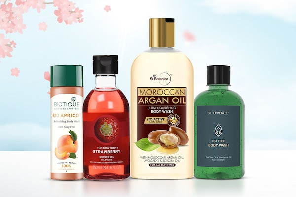 Best Sulphate-Free Body Washes For Women