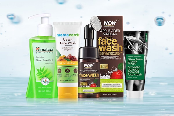 Best Sulphate-Free Face Washes