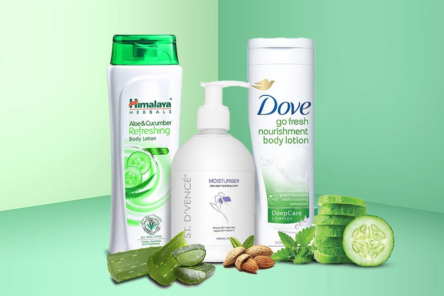 Best Summer Body Lotions to Keep You Sweat Free