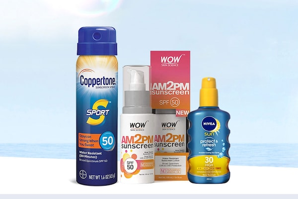 Top Best Sunscreen Sprays in India To Use This Summer