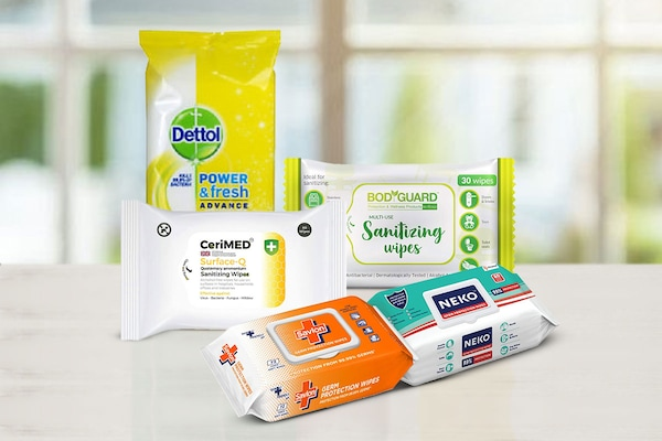 Surface Protection Sanitising Wipes: Now Maintain Surface Hygiene