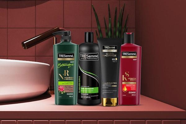 Best TRESemme Shampoos