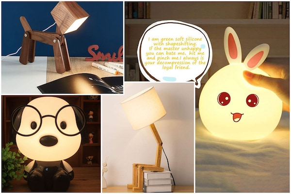 Best Table Lamps For Kids