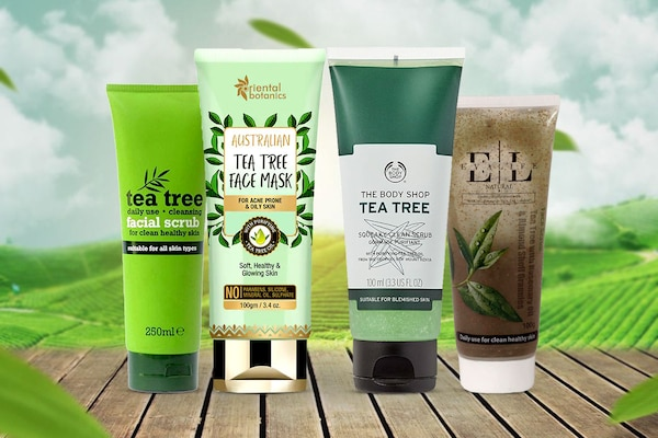 Clarifying Tea Tree Face Scrubs For Healthy Looking Skin