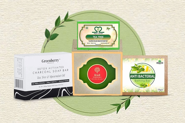 Tea Tree Oil Soaps: One Bar For All Skin Types