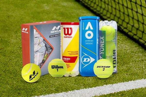 Best Tennis Balls For Lawn Tennis Players