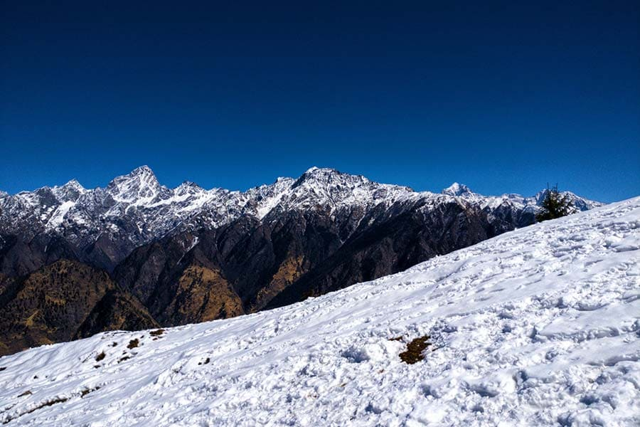 Best Time To Visit Auli