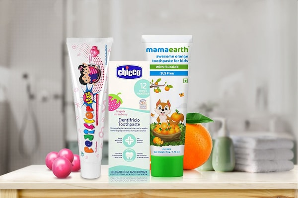 Toothpastes For Kids: Take Care Of Their Oral Hygiene