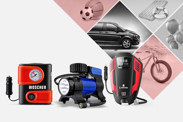 Best Tyre Inflators: A Critical Tool For Your Car