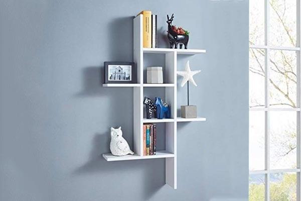 Woodkartindia Beautiful Big Wall Shelf