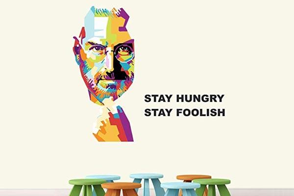 StickMe 'Steve Jobs - Chase Your Dreams
