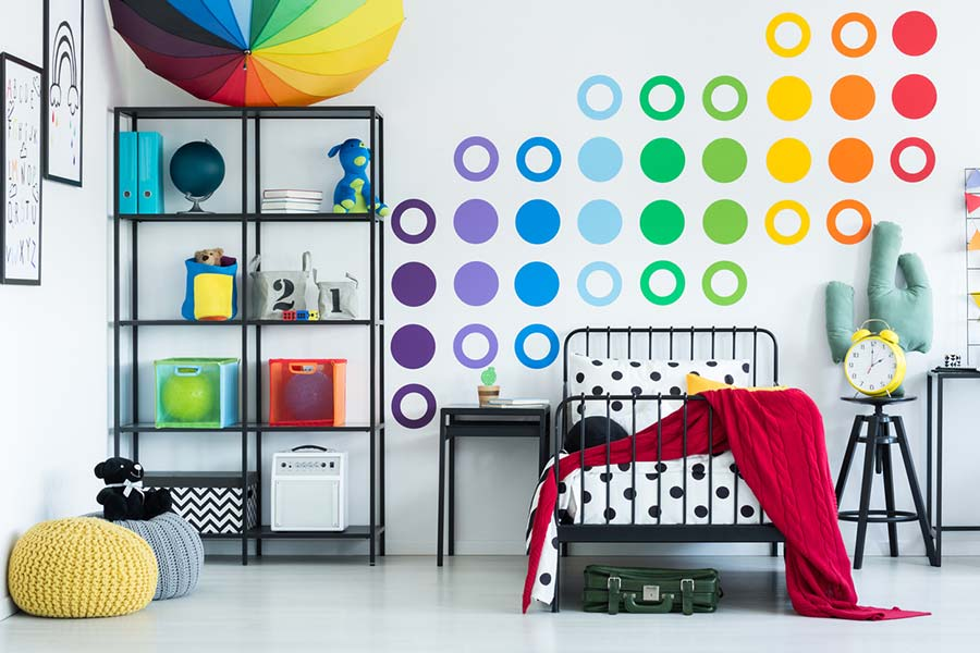Best Wall Sticker Collection To Experiment With