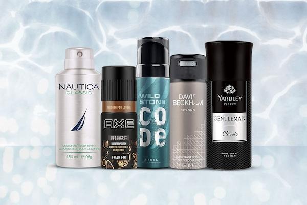 Best Body Sprays For Men