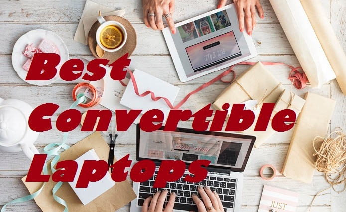 5 Most Stylish Convertible or 2-in-1 Laptops of 2017