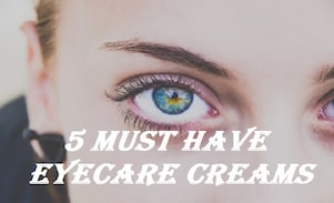 Unique Soothing Eye Creams : Beat The Heat With These Ultra Eye Care Creams