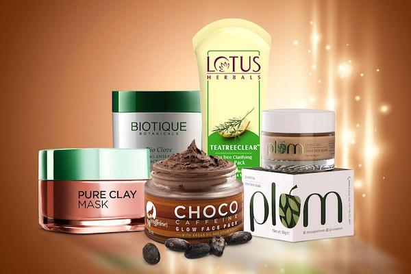 Best Face Packs For Oily Skin: Time To De-Slick Oily Skin