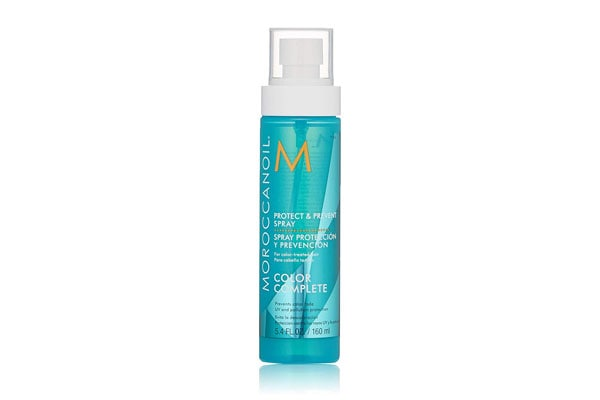 Marc Jacob Moroccan Oil Heat Styling Protection