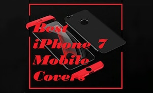 Deals for iPhone 7 Mobile Covers - All Under Rs.500