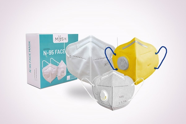 N95 Reusable Mask: Breathe Better And Stay Safe