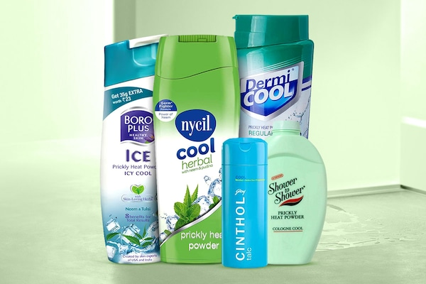 Best Prickly Heat Powders In India: Combat Heat Rashes Effectively