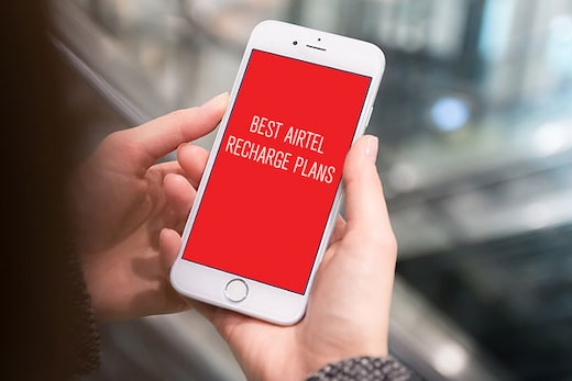 Airtel Online Recharge Full Talk Time Plans And Steps To Get This Done In A Jiffy