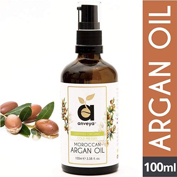 Best argan oil brands in india - Anveya