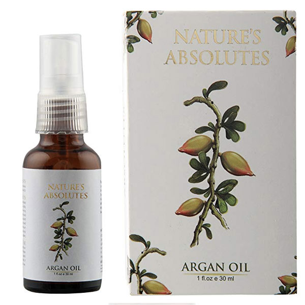 Best argan oil brands in india Nature's Absolutes