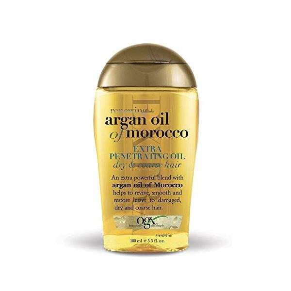 Best Argan Oil Brands in India -ogx
