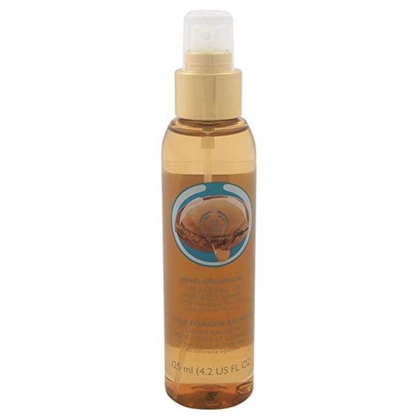 Best Argan Oil Brands in India - Body Shop