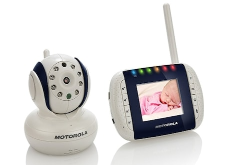 Best Baby Monitors in India: Remotely Listen And Monitor Your Infants With Your Nanny Cam
