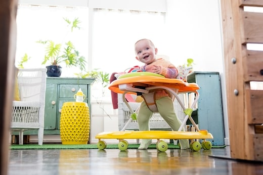 Best Baby Walker Brands To Shop Online: See Your Toddler Walk in No Time