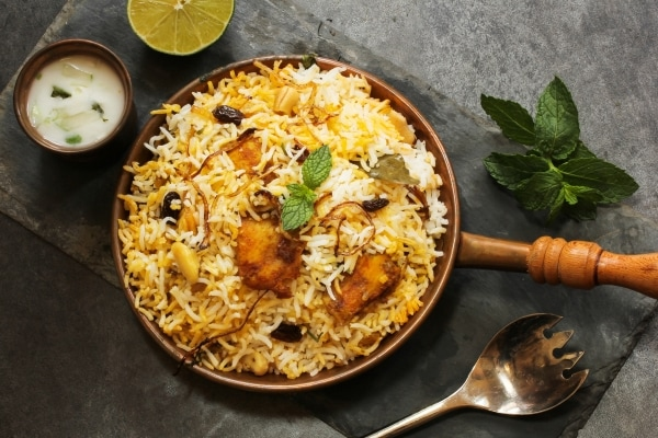 Best Biryani In Hyderabad, Taste the Best Biryani In The City of Nizams