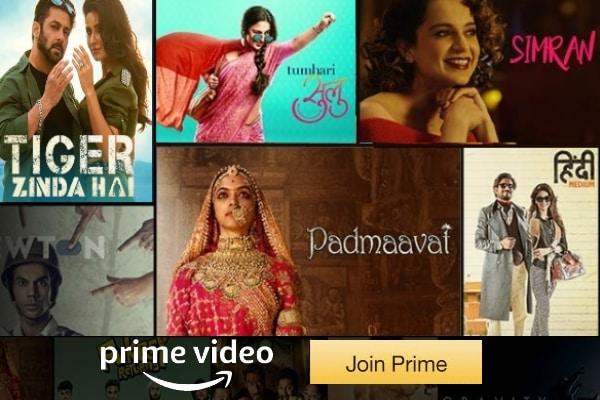 Amazon films online