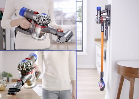Upgrade Your Mopping Routine With Cord-free Vacuum Cleaners