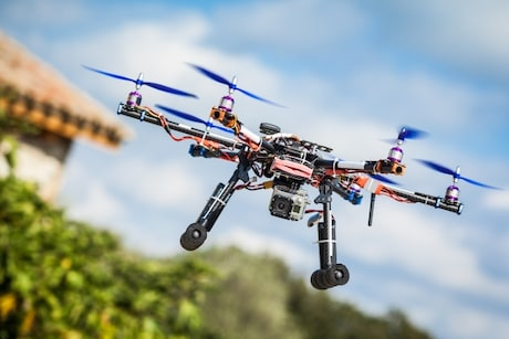 Best Camera Drones To Explore the Pilot in You