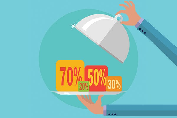 First Order or Sixth, Discounts Are No More A Myth