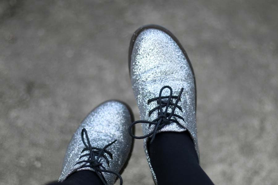 Best Glitter Shoes