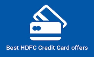 HDFC Credit Card Offers