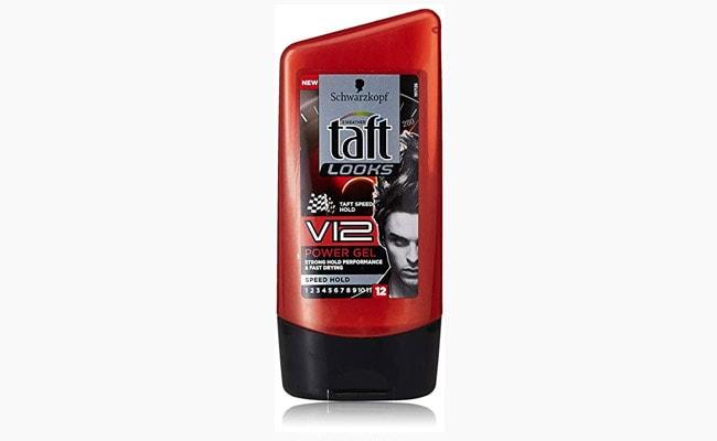 Schwarzkopf Taft All Weather Looks V12 Power Gel, Speed Hold