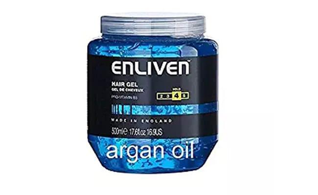 Enliven Hair Gel Argan