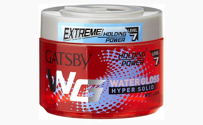 Gatsby Water Gloss Hyper Solid, Red