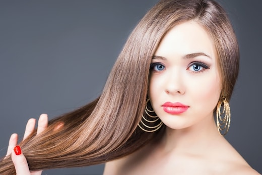 Best Hair Straightening Shampoo Available in India