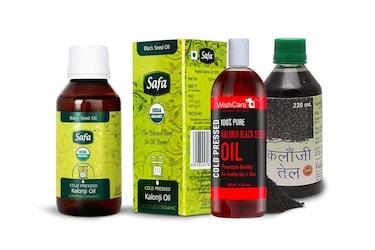 10 Best Kalonji Oils for Hair Growth