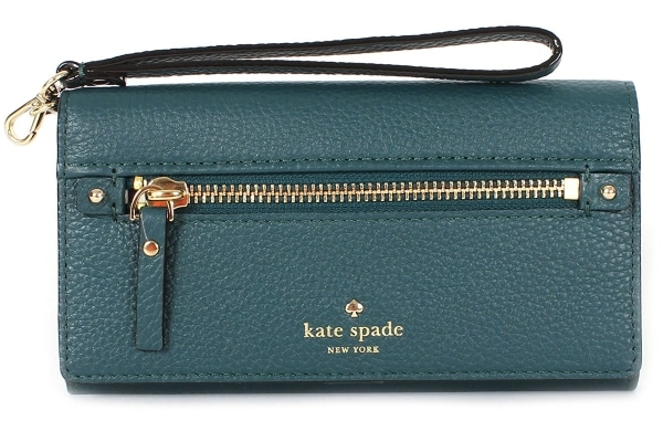 Best Leather Wallet Brands For Women- Kate Spade Wallets