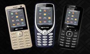 Best Micromax Keypad Mobile in India April 2018
