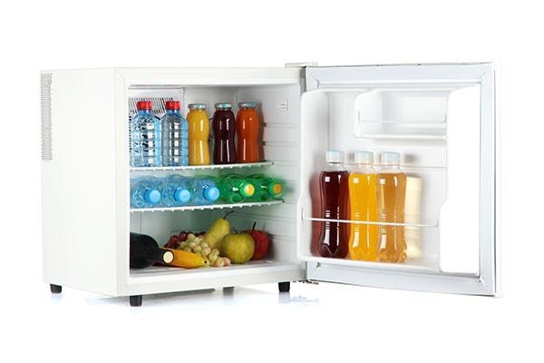 mini hello kitty fridge