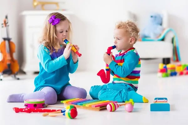 The Most Interesting Musical Toys for Babies