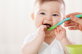 Best Organic Baby Food : Choose Organic Baby Cereals For Your Baby's Healthy New Beginning