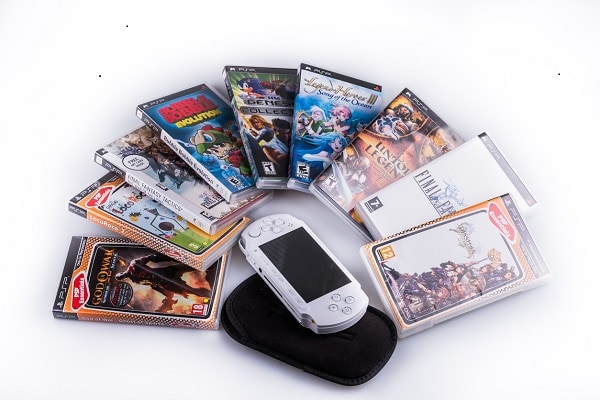 Best PSP Games in India